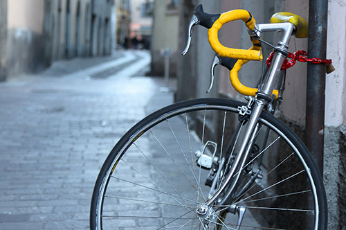 zweiradsicherung